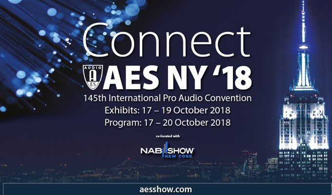 convention plus aes ny 2018